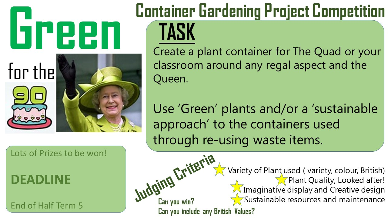 Green for the Queen Overview poster